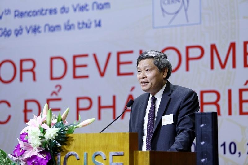 2 nhà khoa học từng đoạt giải Nobel dự hội thảo tại Việt Nam
