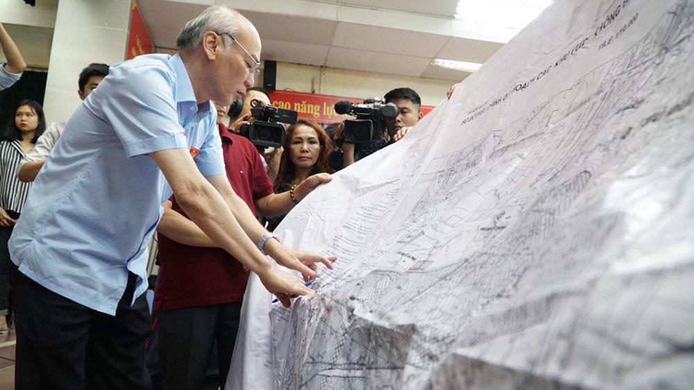 Dân Thủ Thiêm yêu cầu làm rõ đường siêu đắt, 12km tốn 12.000 tỷ đồng