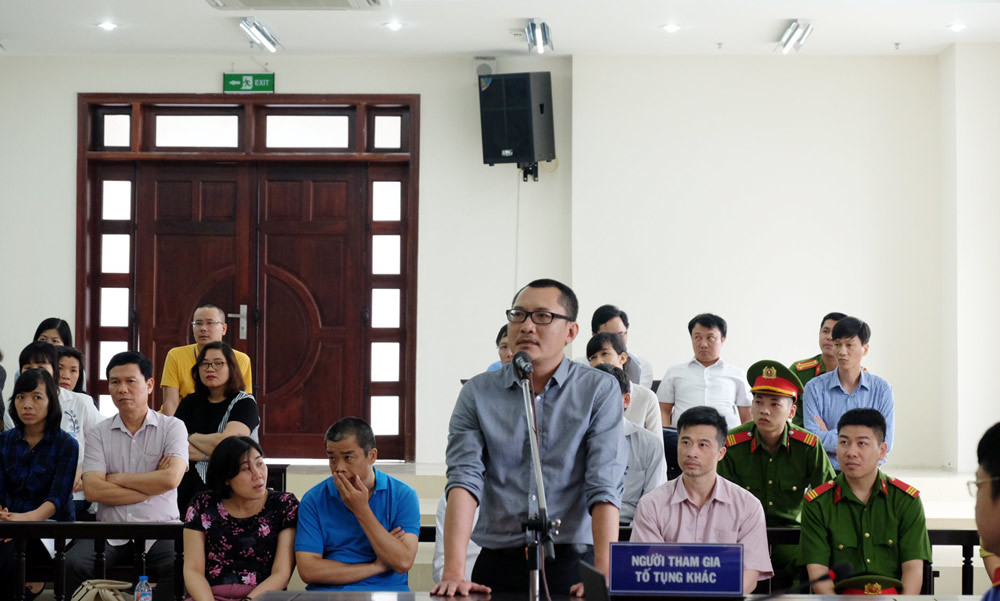 Đinh La Thăng,PVN,PVC,Tham ô,tham nhũng,Nguyễn Xuân Sơn,Phùng Đình Thực