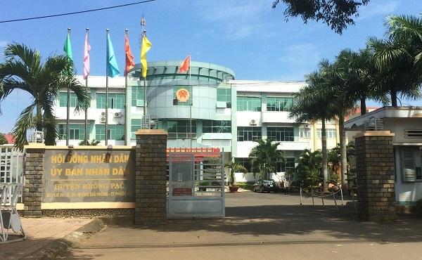 Giáo viên hợp đồng,Đắk Lắk,Biên chế giáo viên,Krông Pắk
