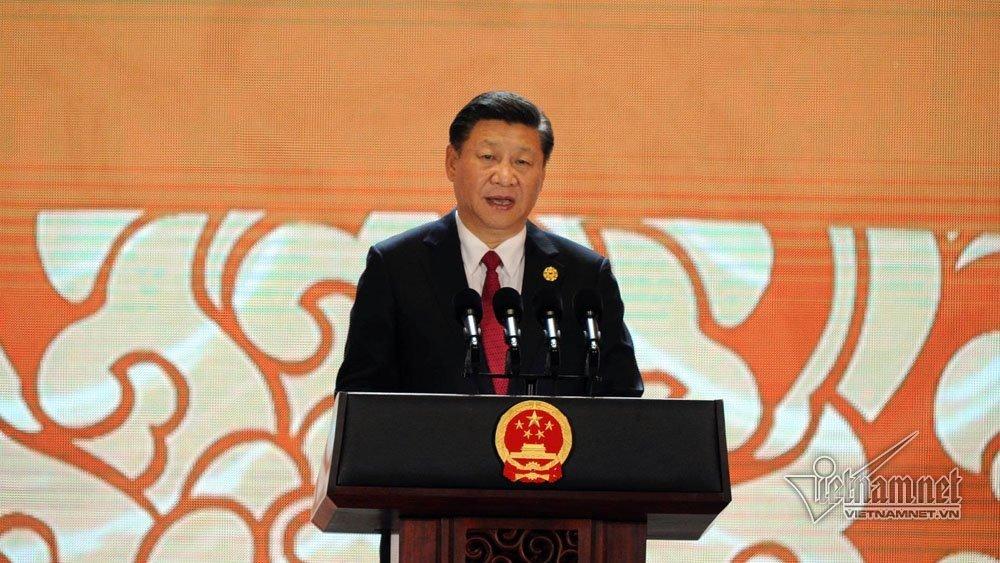 Forbes,Tập Cận Bình,Chủ tịch Trung Quốc,người quyền lực nhất
