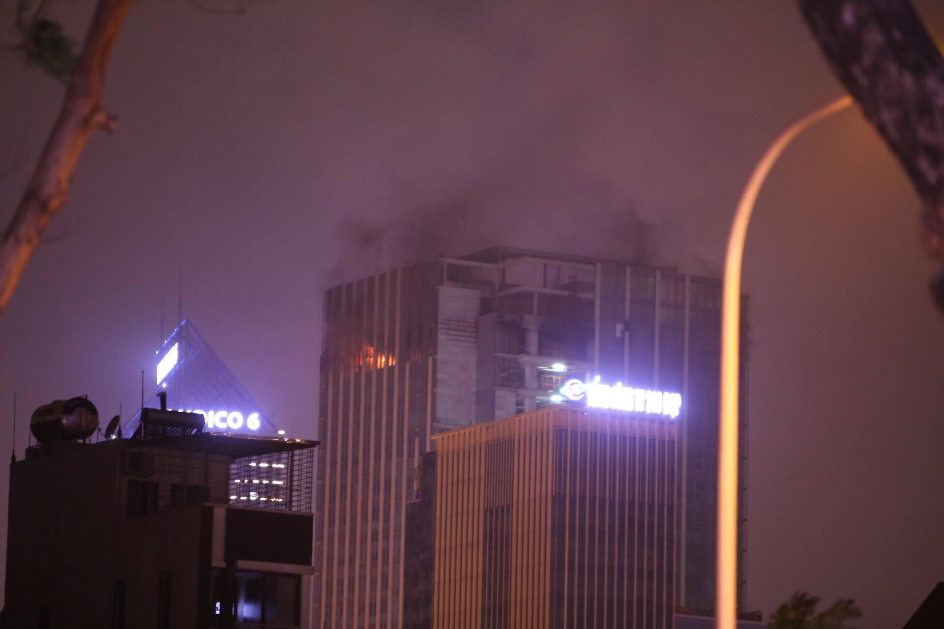 cháy chung cư,cháy,hỏa hoạn