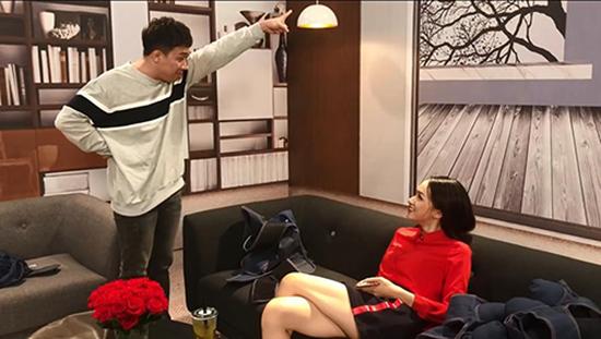 Trấn Thành 'đuổi' Hương Giang Idol khỏi trường quay vì lý do không ngờ
