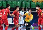 Tuyển nữ futsal Việt Nam vào bán kết châu Á
