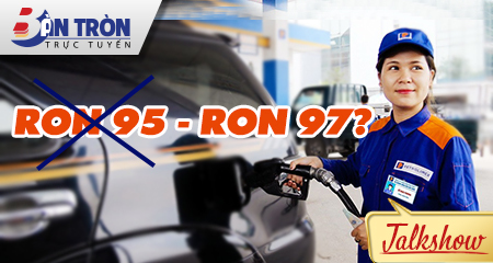 xăng RON 95,xăng RON 97,xăng sinh học,giá xăng,Petrolimex