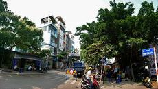 Hình ảnh phố đi bộ Trịnh Công Sơn trước giờ G