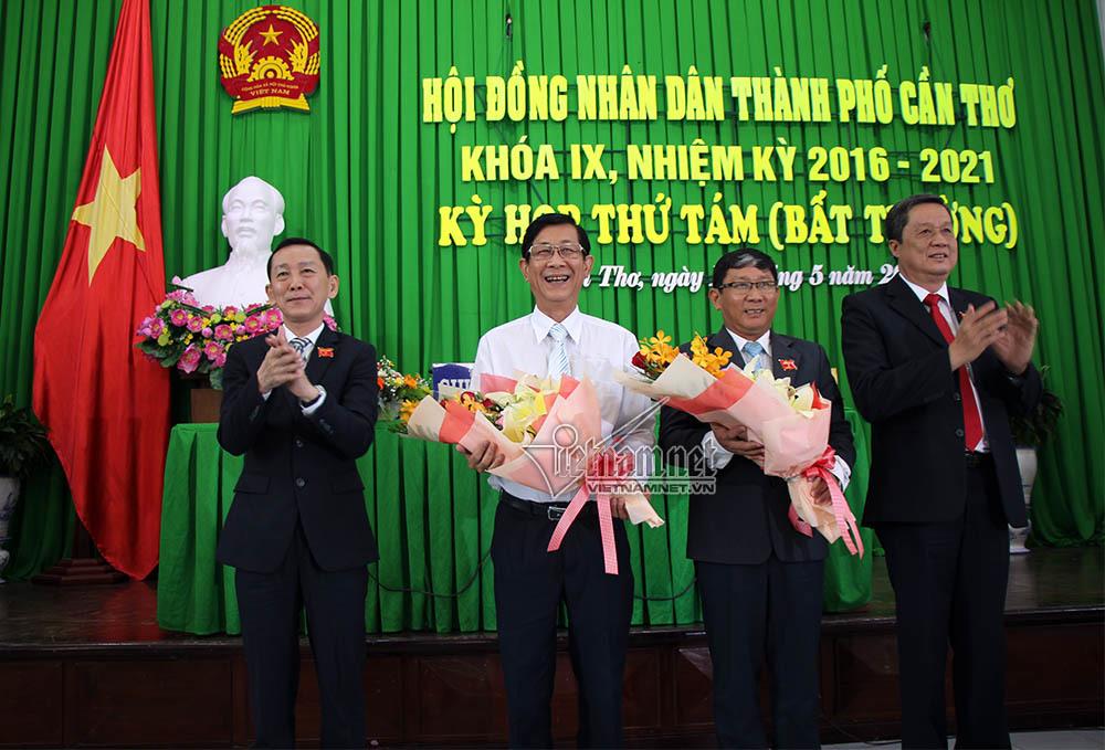 Bí thư huyện được giới thiệu giữ chức GĐ Sở Tài chính Cần Thơ