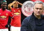 """MU lại có """"biến"""": Mourinho làm loạn phòng thay đồ"""