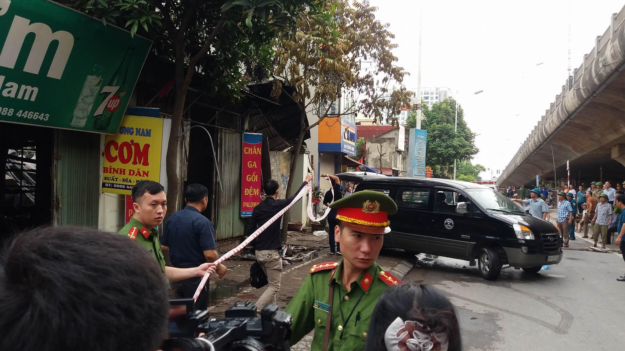 cháy,cháy nhà,cháy ở Hà Nội
