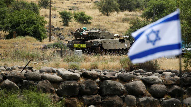 Syria,Israel,Iran,không kích