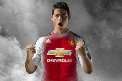 "MU hỏi mua James Rodriguez, Ronaldo ""dằn mặt"" Neymar"