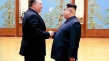 Triều Tiên phát clip chuyến đi bí mật của Ngoại trưởng Mỹ tới Bình Nhưỡng