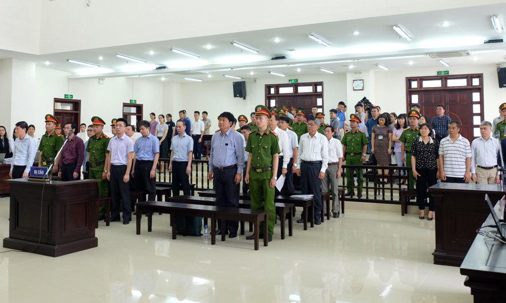 Đinh La Thăng,Trịnh Xuân Thanh,PVN,PVC,Tham ô,Tham nhũng,cố ý làm trái