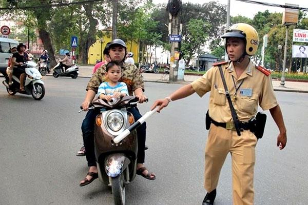 tư vấn pháp luật,luật giao thông,xử phạt giao thông,nộp phạt