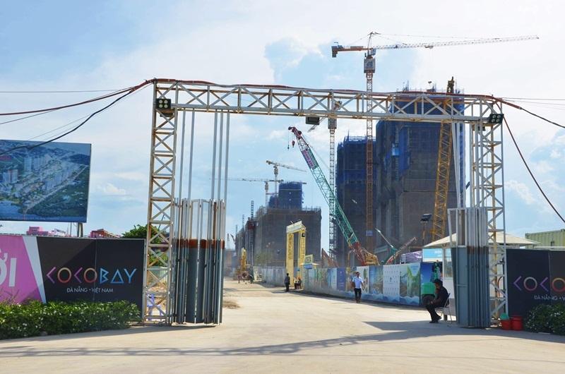 Hàng loạt sai phạm tại siêu dự án Cocobay Đà Nẵng