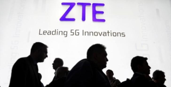 Tập đoàn ZTE 'tê liệt', đóng cửa các hoạt động kinh doanh