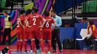 Tuyển nữ futsal Việt Nam thua đậm Iran ở bán kết châu Á