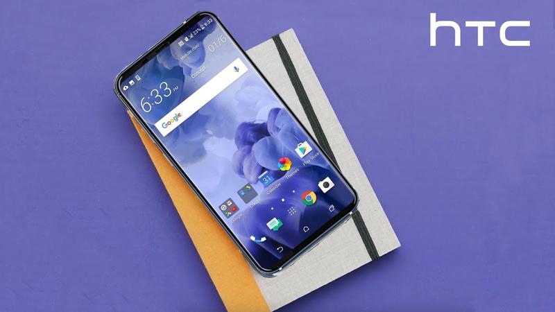 HTC U12+ có bản trong suốt và mức giá có thể gây sốc