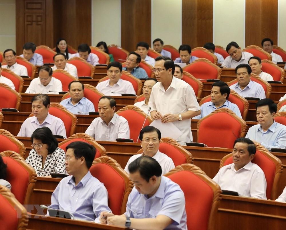 Đào Ngọc Dung,nâng tuổi hưu,tăng tuổi hưu,lương hưu,Trung ương 7,Hội nghị Trung ương 7