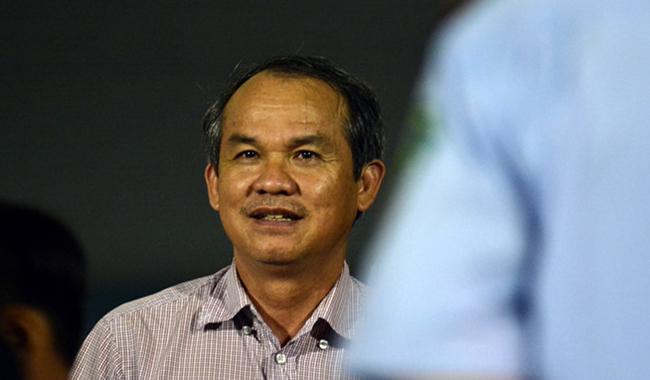 bầu Đức,ban trọng tài,VPF,Trưởng ban trọng tài Nguyễn Văn Mùi