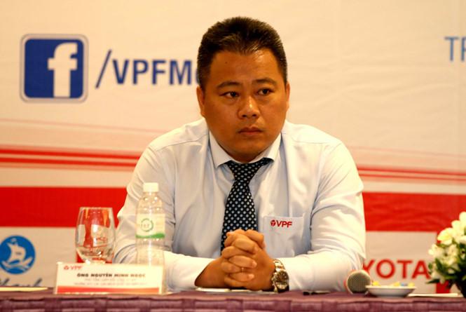 VPF đẩy Phó giải V-League về lại VFF