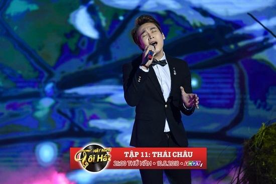 Thái Châu ngỡ ngàng nghe Võ Hạ Trâm hát