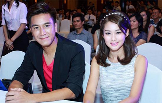 Cựu Hoa hậu Hồng Kông góp mặt trong 'Cung tâm kế'