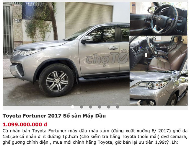 Nghịch lí thị trường ô tô Việt Nam: Xe cũ đắt hơn xe mới