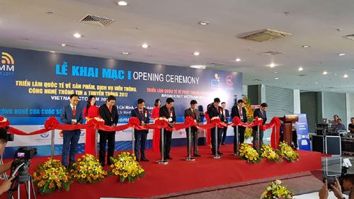 Vietnam ICTCOMM 2018- Nơi trình diễn những công nghệ tiên tiến nhất