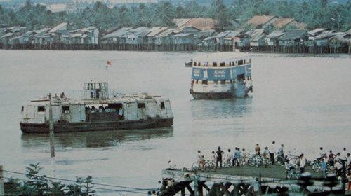 Thủ thiêm,Bản đồ thất lạc,Sài Gòn,Thành phố Hồ Chí Minh,Nhà thờ Đức Bà,Phố đi bộ Nguyễn Huệ