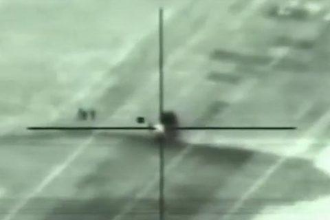 Israel tấn công đơn vị pháo phòng không Syria