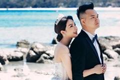 Ngắm bộ ảnh cưới đậm chất 'ngôn tình' của Diệp Lâm Anh và chồng thiếu gia