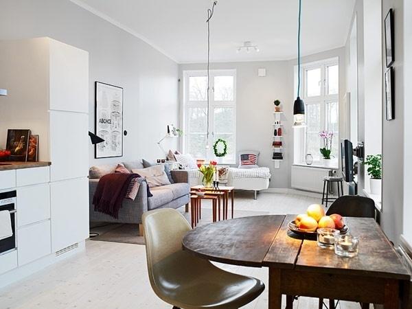 Trang trí bức tường tạo điểm nhấn đơn giản mà đẹp hút hồn cho ngôi nhà