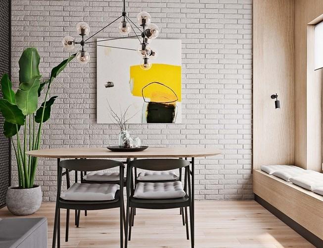 Nhà đẹp,trang trí nhà,phong cách Scandinavia