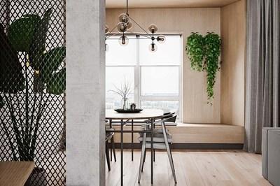 Khám phá ngôi nhà có cách trang trí độc đáo