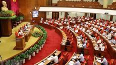 TƯ thảo luận báo cáo kiểm điểm sự lãnh đạo, chỉ đạo của Bộ Chính trị