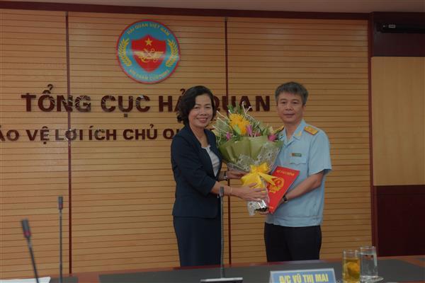Bộ Công thương, Tổng cục Hải quan bổ nhiệm nhân sự mới