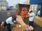 Hơn 2 tấn lá khát núp danh chè, cà phê về cảng Hải Phòng