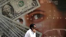 Tỷ giá ngoại tệ ngày 12/5: USD tuột mất đỉnh cao nhất