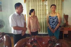 Chính quyền xin lỗi gia đình bé gái 13 tuổi bị công an còng tay