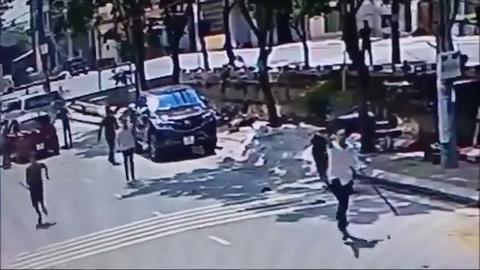 Bắn nhau ở Nam Định