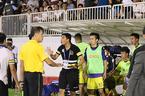 HAGL hòa rượt đuổi Hà Nội: Sân Pleiku dậy sóng vì trọng tài