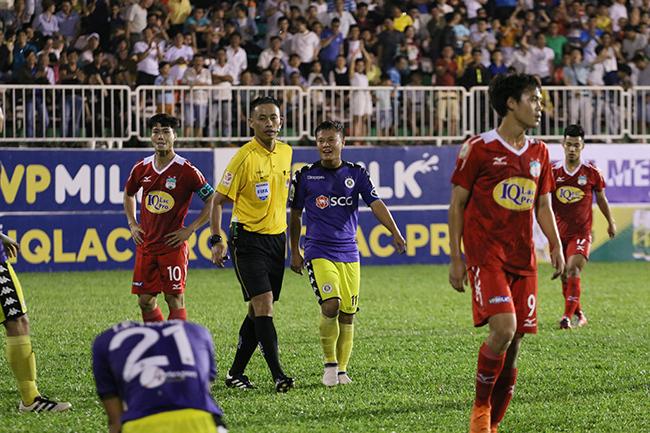 U23 Việt Nam,HLV Park Hang Seo,V-League