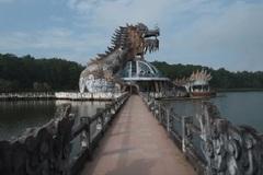 Vẻ ma mị của công viên nước bỏ hoang tại Việt Nam trong mắt khách nước ngoài