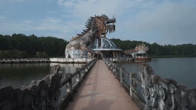 Công viên nước,Phim kinh dị,Huế,Hồ Tiên Thủy