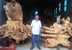 35 tỷ 1 gốc cây khô: Báu vật trong nhà anh thợ mộc Sóc Trăng