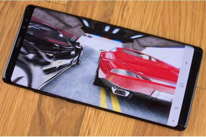 Galaxy Note 9 lộ điểm số sức mạnh