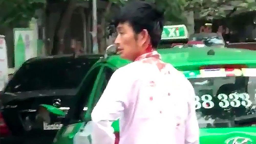 đánh nhau,Hà Nội,hành hung lái xe