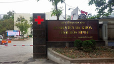 5 bác sĩ và điều dưỡng BV tỉnh Hoà Bình bị khởi tố