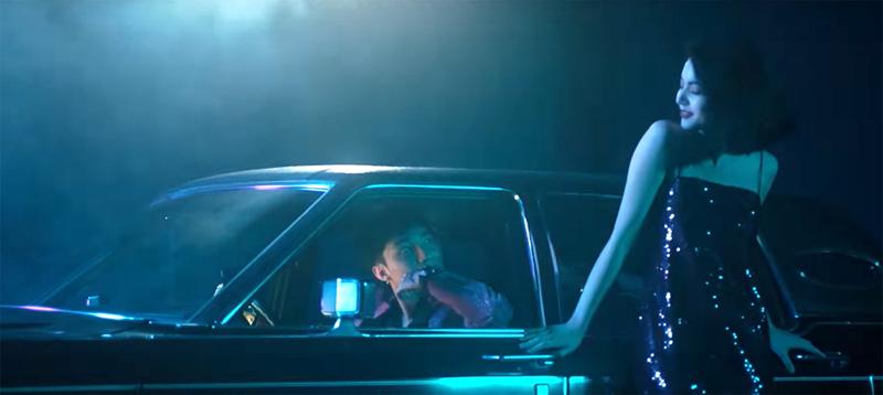 Sơn Tùng,xe cổ,Xe Ford